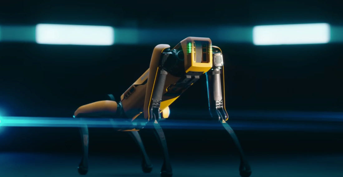 $74,500: Boston Dynamics' Spot Robot Now Available For Sale