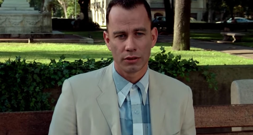 John Travolta Deepfaked As Forrest Gump