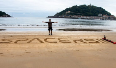 Beachcrawling Robot Writes Giant Words In The Sand
