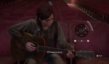Performing Johnny Cash's Cover Of 'Hurt' On Guitar In The Last Of Us Part II