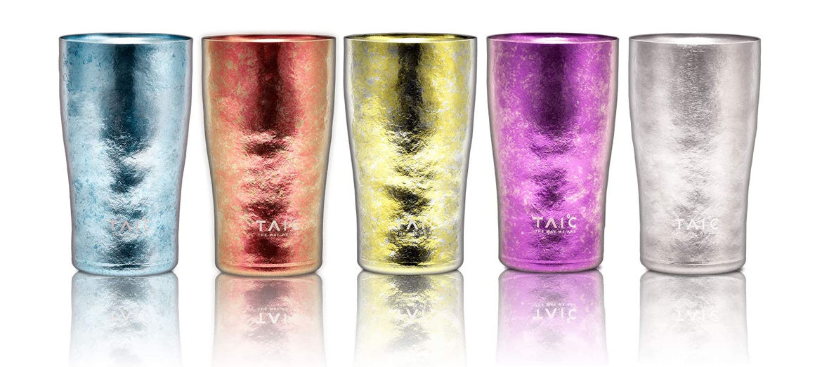 Real Products That Exist: 99.5% Pure Titanium Beer Mugs