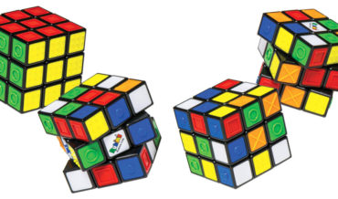 Finally, A Tactile Rubik's Cube For Solving Eyes-Free