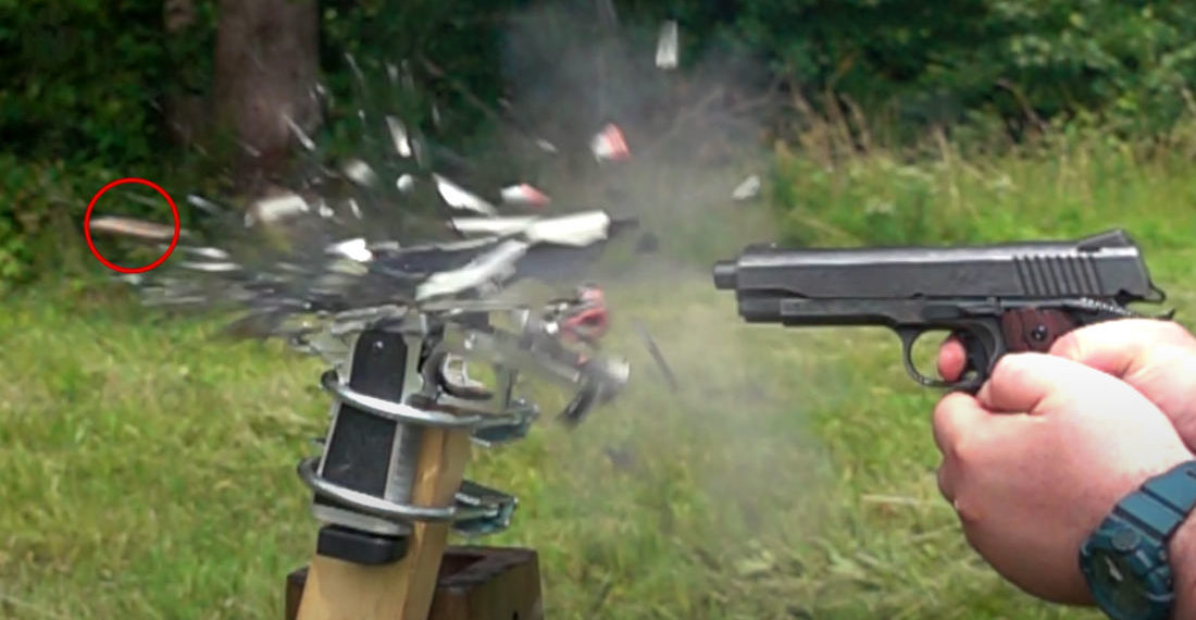 Barrel To Barrel: Shooting Plastic Airsoft Gun Replicas With Their Real-Life Counterparts