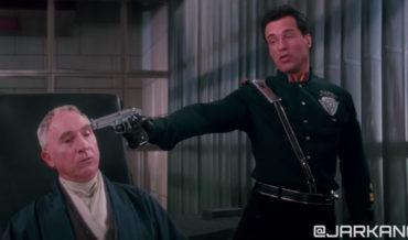 Arnold Schwarzenegger Deepfaked As Sylvester Stallone's Character In Demolition Man