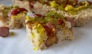 Yummers!: How To Make Hot Dog Rice Krispies Treats