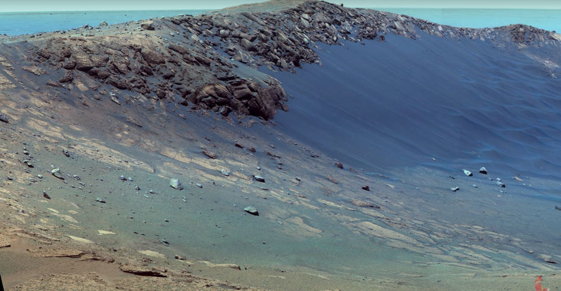 Eye Candy: Mars In 4K
