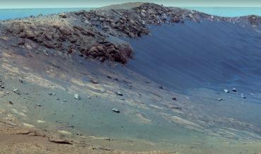 Eye Candy: Mars In 4K