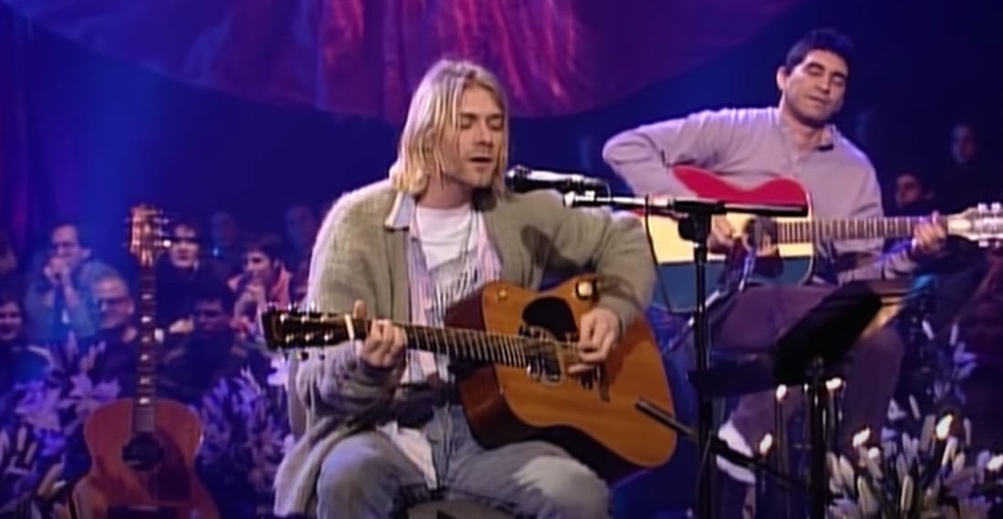 Oh, Internet: Nirvana's 'Come As You Are', The Swing Version