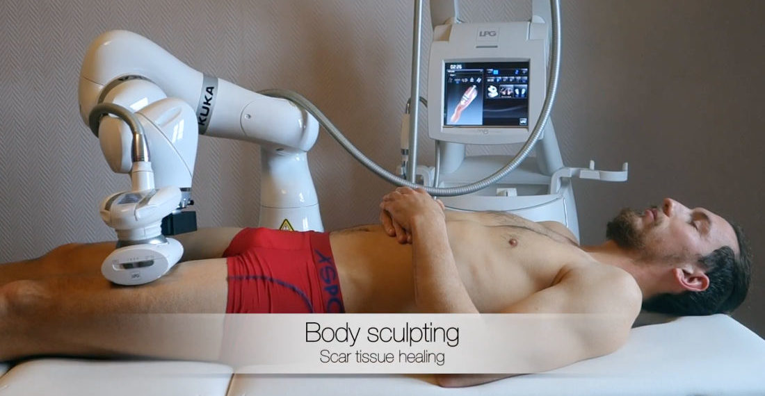 Risking It All To Get Your Knots Out: Industrial Robotic Arm Massage System
