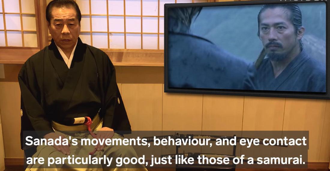 Samurai Sword Master Rates The Realism Of Katana Sword Scenes In Movies