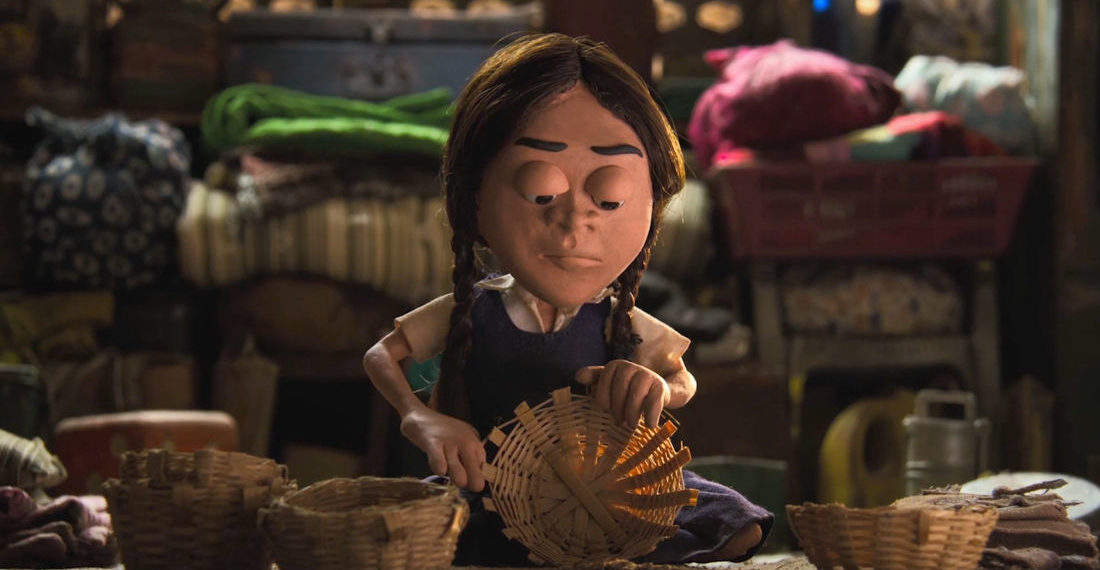 Tokri, A Beautiful Claymation Short It Took 8 Years To Complete
