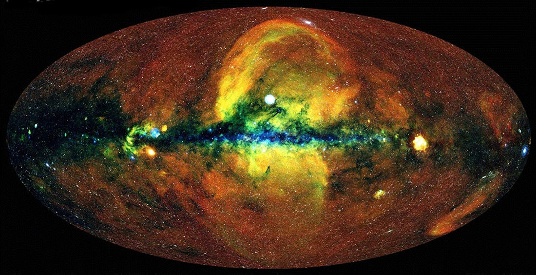 What Does It All Mean?: An X-Ray Map Of The Universe