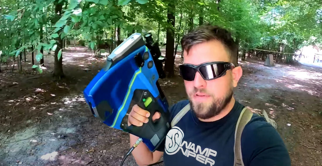 Holy Smokes: Guy Goes On 53-Player Kill Streak With Custom Borderlands 3 Maliwan Pistol Airsoft Gun