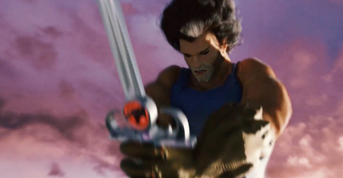 Ooh La La: Fan Recreated original ThunderCats Intro With Beautiful CGI