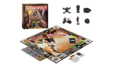 Finally, The Goonies Monopoly Game Nobody Asked For