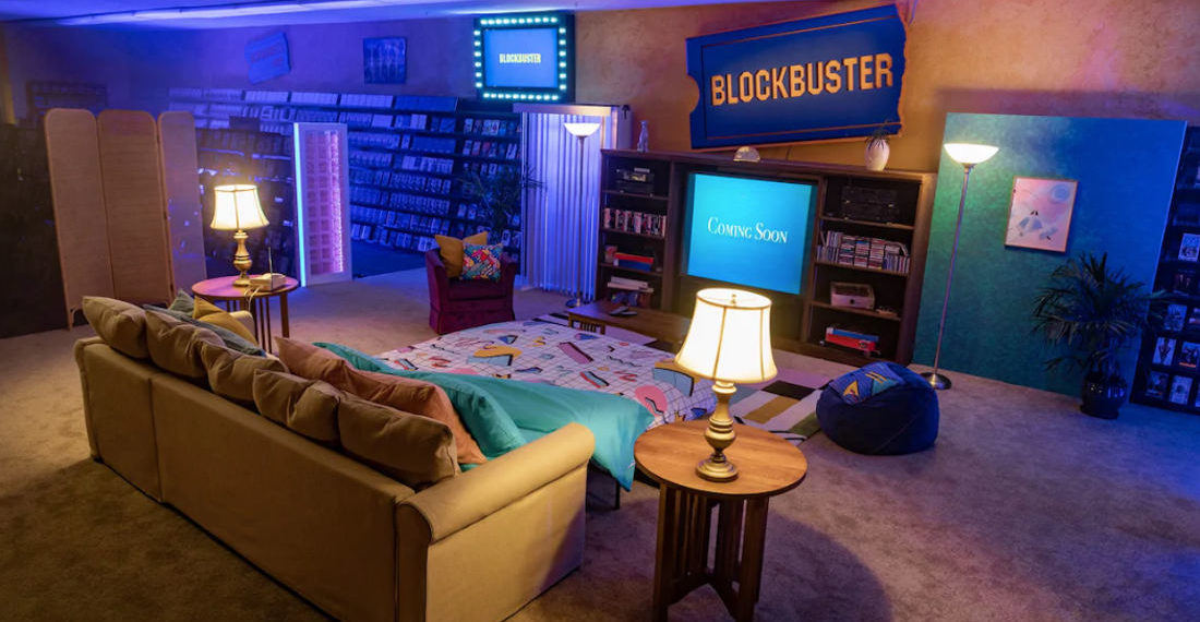 Last Blockbuster Store Is Hosting AirBnB Stays