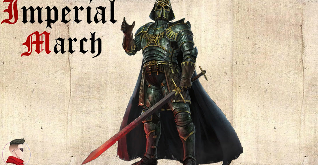 Star Wars Imperial March Gets The Medieval Style Treatment