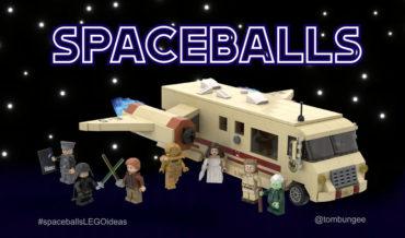 Help Make It So: A Spaceballs LEGO Set