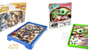 Finally, Star Wars Chewbacca And Baby Yoda Versions Of Hasbro's Operation Game