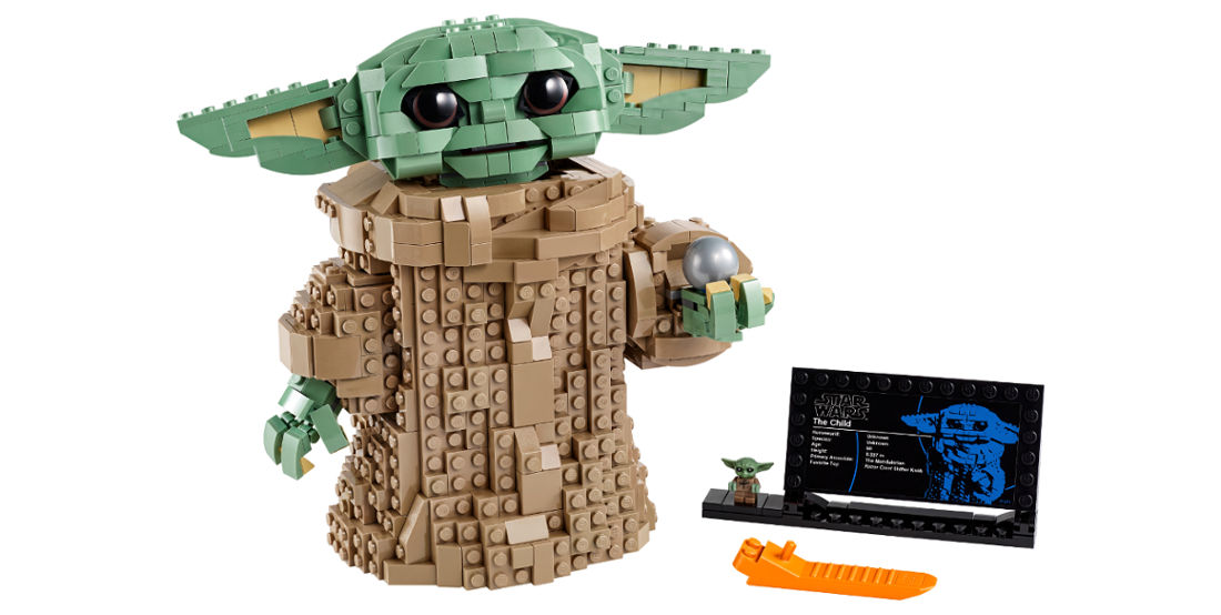It Was Only A Matter Of Time: An Official Baby Yoda LEGO Set Is Coming