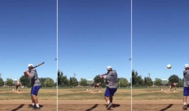 Will This Video Make You Flinch?  SPOILER: Yes