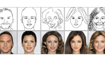 Deepfake Tech Creates Photorealistic Portraits From Crappy Drawings