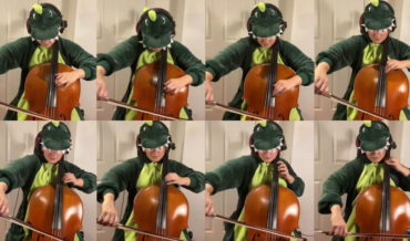 So Majestic: The Jurassic Park Theme As Arranged For Eight Cellos