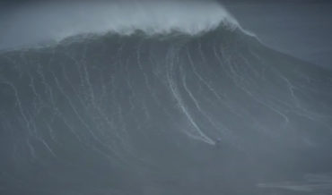 73.5-Feet: Video Of Women's World Record Largest Wave Ever Surfed