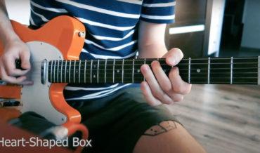 Guitarist Performs 71 Nirvana Riffs In 5 Minutes