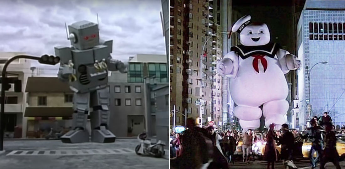 Beastie Boys' 'Intergalactic' Performed Over The Ghostbusters Theme