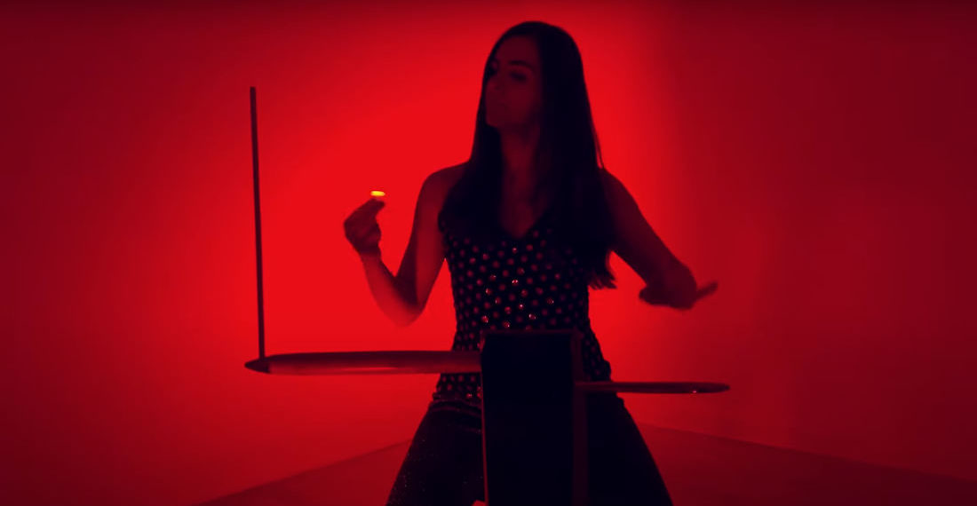 An Impressive Rendition Of 'The Flight of The Bumblebee' Performed On Theremin