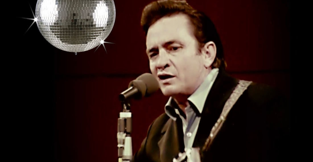 Johnny Cash's 'Folsom Prison Blues' Reimagined As A Disco Song
