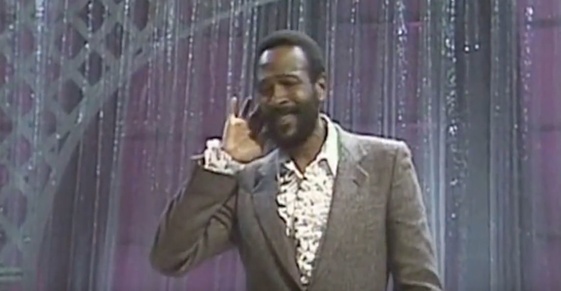 What A Voice: Marvin Gaye's Vocals Isolated On 'I heard It Through The Grapevine'