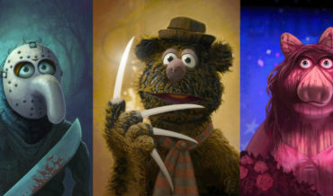 Yikes: Artist Reimagines Muppets Characters As Classic Horror Villains