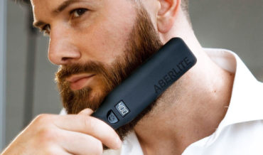 The Wait Is Over: The World's First Professional Beard Straightener