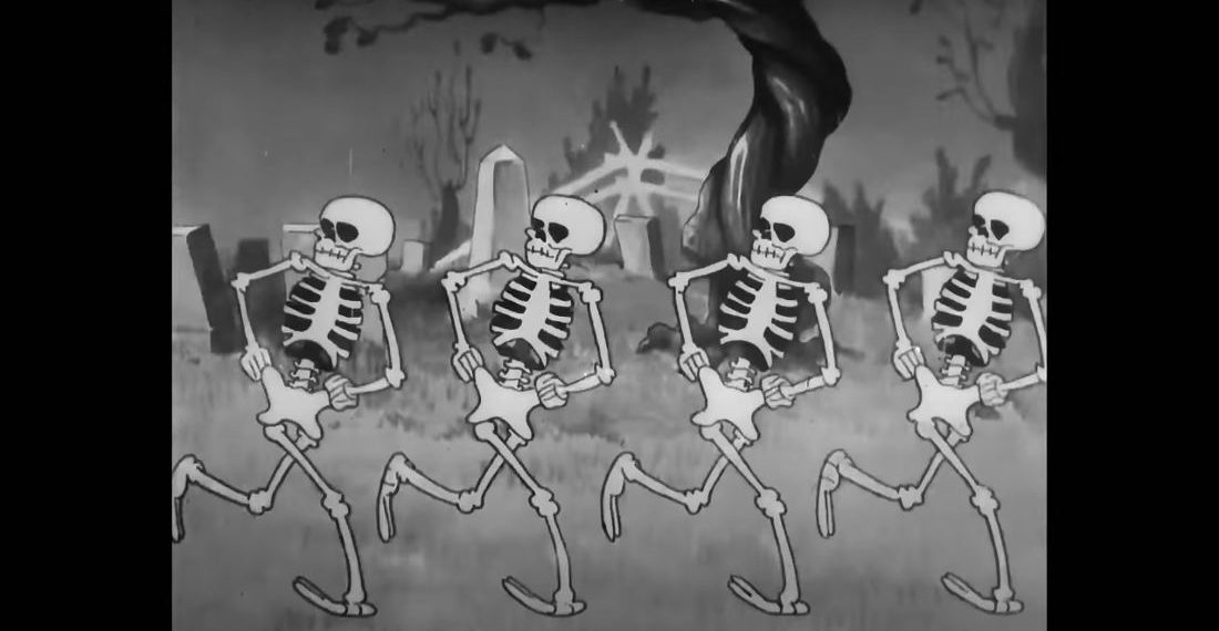 Classic 1929 'Skeleton Dance' Cartoon Gets Remastered, Upscaled To 4K, 60FPS
