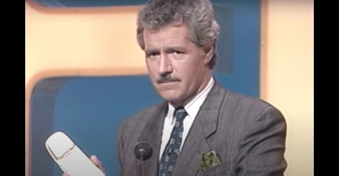 In Memoriam: Alex Trebek Cursing During Vintage Jeopardy Promo Outtakes