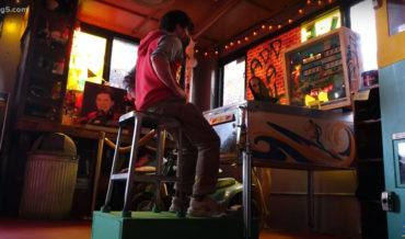 Arcade Bar Installs Foot Pedals For Pinball Machines As Coronavirus Precaution