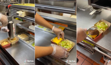 A Step-By-Step Video Detailing How A Big Mac Is Assembled