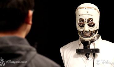 If Looks Could Kill: Disney Building Killer Humanoid Robot With 'Lifelike Gaze'