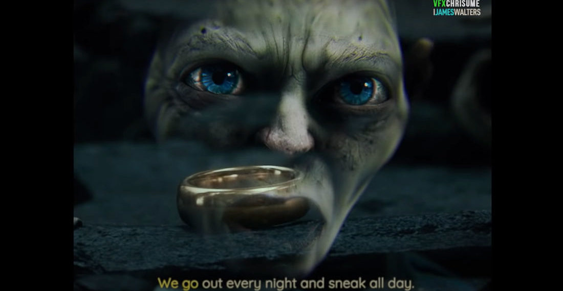 Oh…Wow: Gollum Deepfaked To Perform 'Nothing Compares 2 U'
