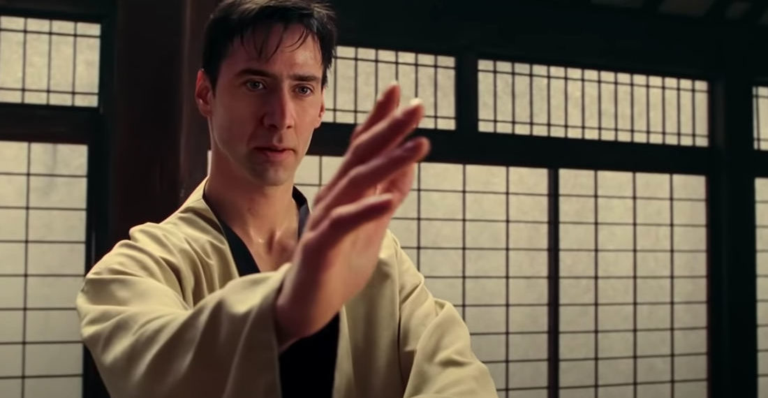Nicolas Cage Deepfaked As Neo In The Matrix