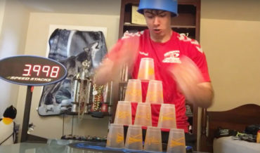 Going For It: The 200 Fastest Cup Stacking Finishes Of 2020