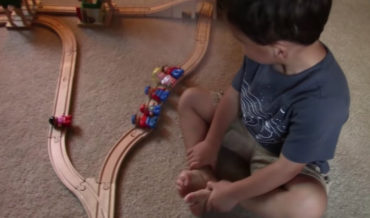 Two Year Old Solves The Trolley Problem