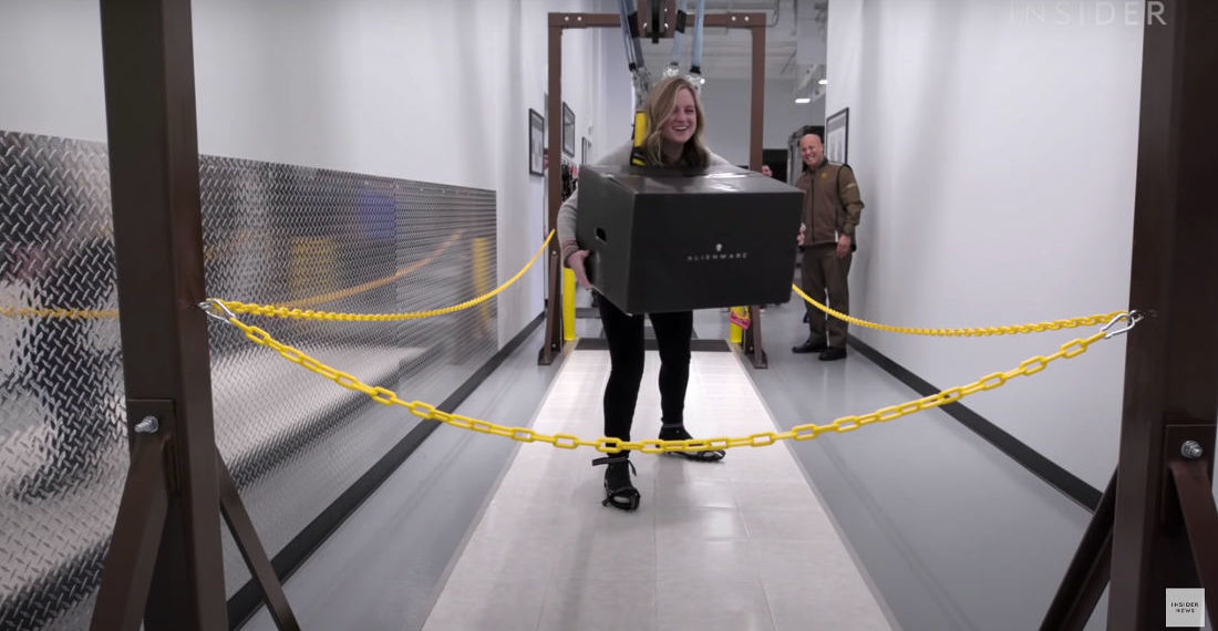 How To Walk On Ice: A Look Inside UPS's Driver Training Schools