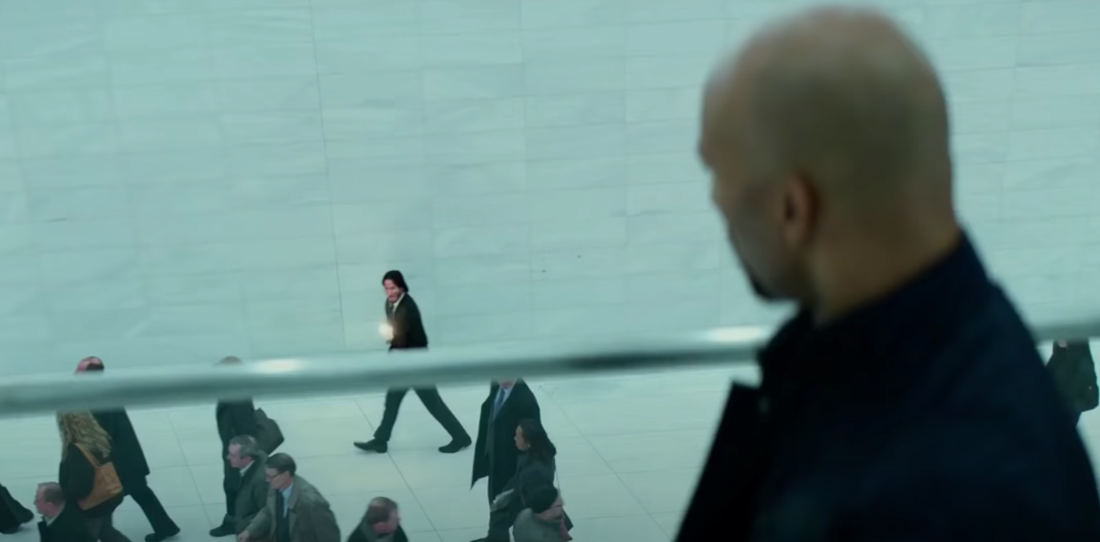 John Wick: Chapter 2's Silencer Pistol Fight With More Realistic Sounds