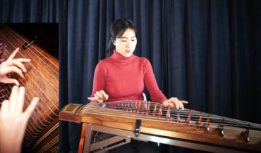 Pink Floyd's 'Wish You Were Here' Covered On Traditional Korean Gayageum