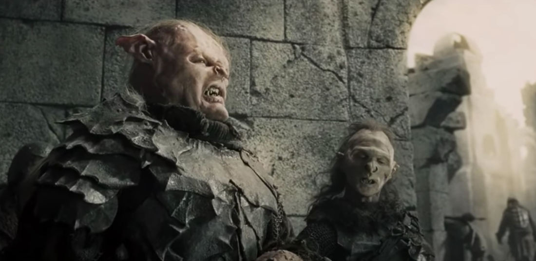 'The Age Of Men Is Over': LOTR Orcs Talking With Regular Human Voices, Part 2