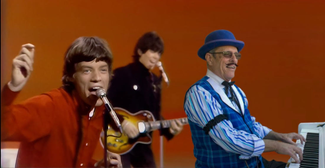 The Rolling Stones' '(I Can't Get No) Satisfaction' Ruined As A Ragtime Song