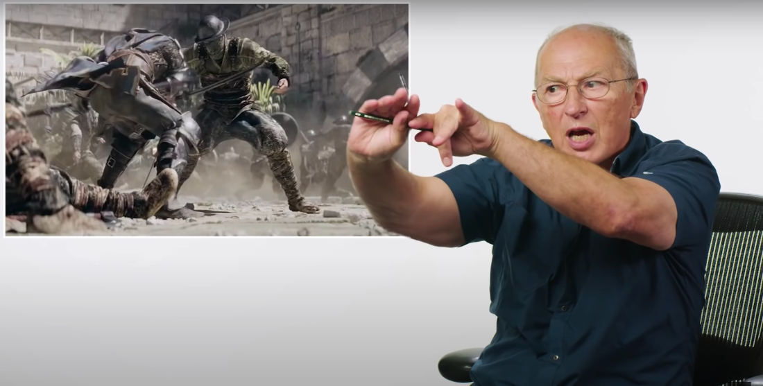 Military Historian Discusses The Realism Of Medieval Weaponry In Video Games
